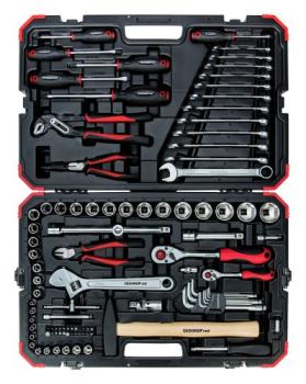 Werkzeugkasten 100-teilig
