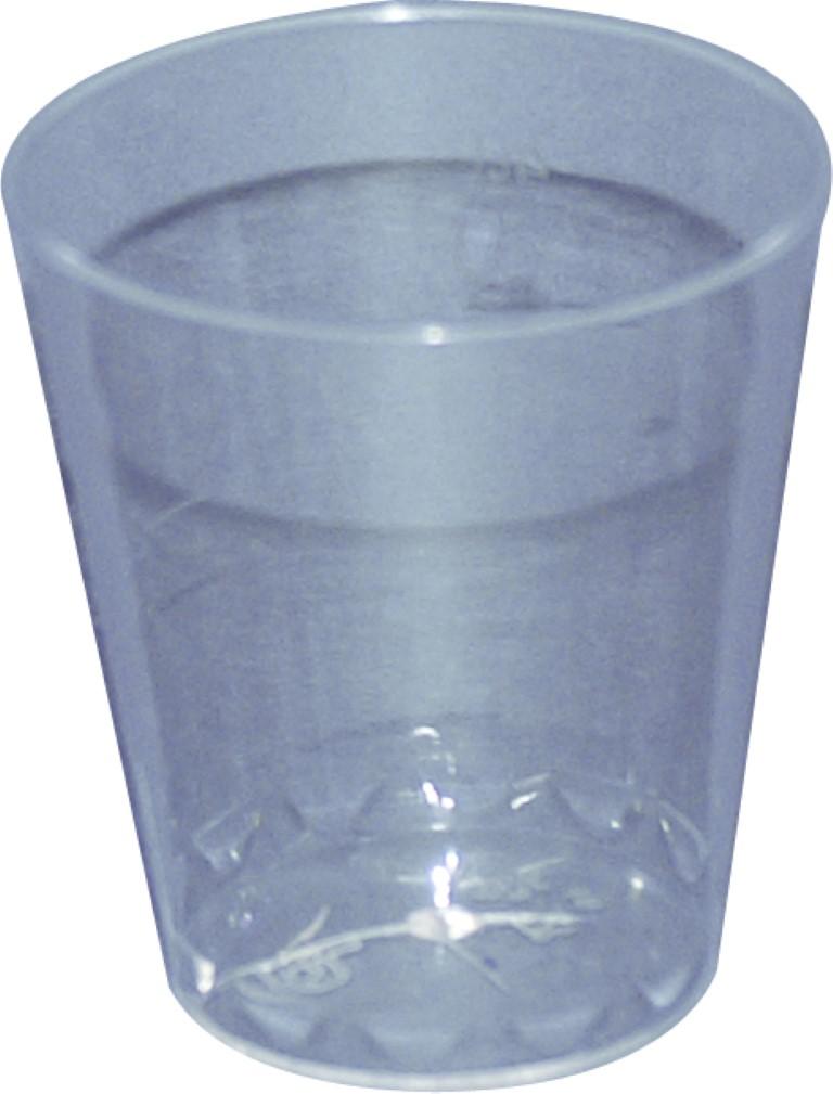 Inhalt Schnapsglas